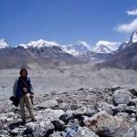 Gokyo 5th lake Nepal
