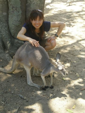 kangaroo is soft, tookangaroo is soft, too