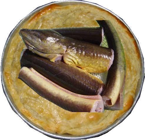 Europeans Eat Eels Like Japanese But Their Recipes Are Very Different I Tried An Eel Sandwich In The Netherlands Before Could Not Swallow It